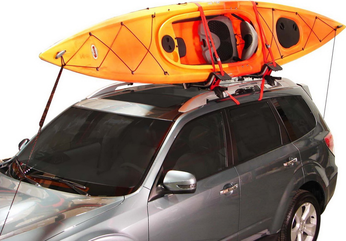Best Kayak Roof Racks The Buyer S Guide To Kayak Racks For