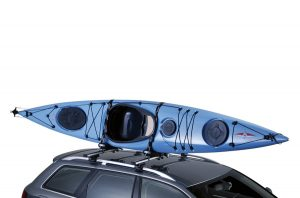 Thule Hull-a-Port J-Cradles for Kayak
